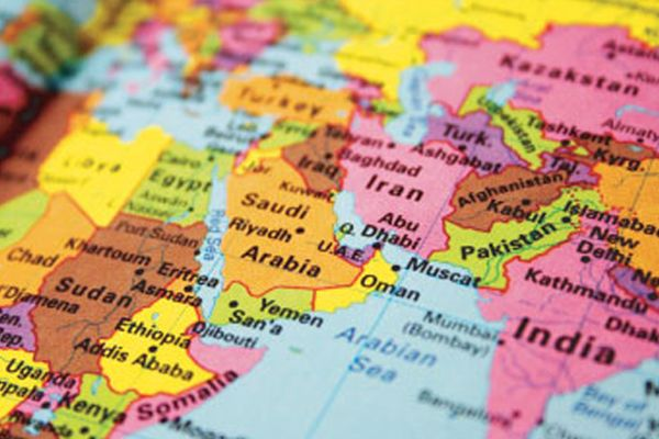 Greater Middle East to serious geopolitical changes