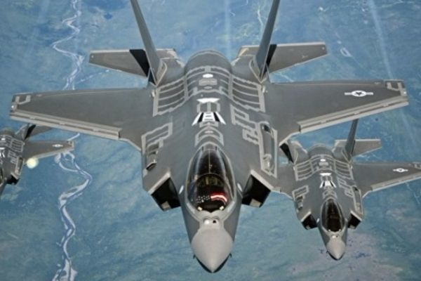 Prestige at any price  the US air force equates to the ground 180650abe7f7
